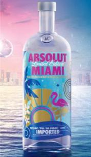 Jetting to Miami for ABSOLUT Miami 'Art of the Party' Panel