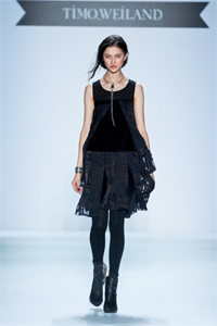 Timo Weiland & Lady Grey Go Post-Punk for Fall 2012