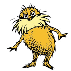 Morning Links: Dr. Seuss' Lorax Gets Stolen, Flaming Lips Get Bloody