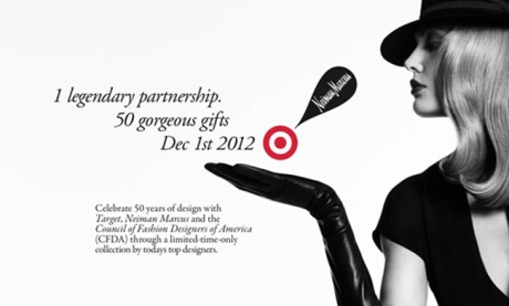 Target, Neiman's & CFDA Join Forces for Groundbreaking Collab