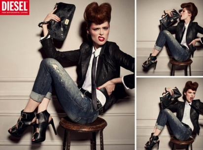 The Many Facial Expressions of Coco Rocha
