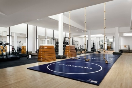 New York Opening: La Palestra at The Plaza Hotel
