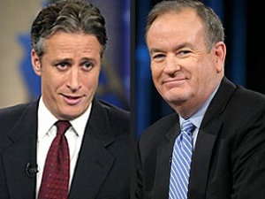 Stewart-O'Reilly Rumble May Be Closest We Get To Elevated Discourse