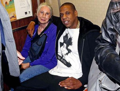 Jay-Z Rode The Subway To His Barclays Show Last Night