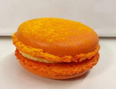 The World Didn't Need A Cheetos-Flavored Macaron