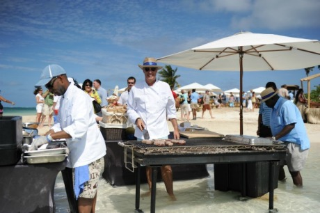 Chefs Flock to the Cayman Cookout