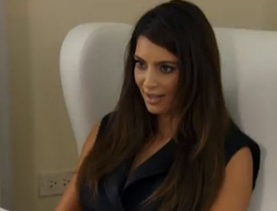 Here's Video Of Kourtney Kardashian Squirting Breast Milk On Kim's Psoriasis That You Don't Want