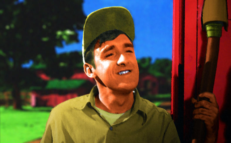 Suddenly Jim Nabors Is Gay and Married
