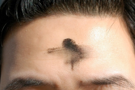 Happy Ash Wednesday, People With Dirty Foreheads!