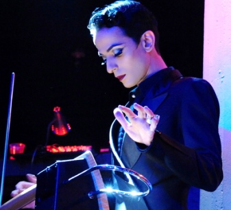 Armen Ra On His Shocking Documentary, Favorite Nightlife Stories, & Theremin