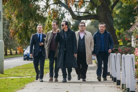 'The World's End' Trailer Is Required Viewing