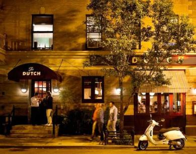 Next Week's NY Happenings: Luau At The Dutch, Charlie Bird, Month Of Clicquot