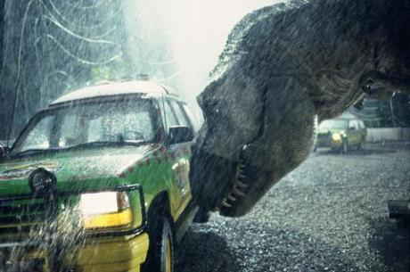 How To Celebrate The 20th Anniversary Of 'Jurassic Park'