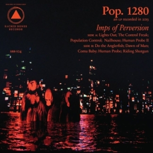 Go Dark with Pop. 1280's First Single Off 'Imps of Perversion' 'Lights Out'