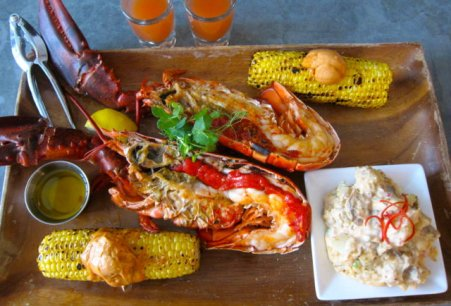 Those Summer Nights Are Lobster Nights At New NYC Seafood Shack