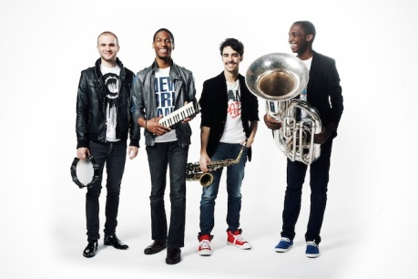 BlackBook Premiere: Jon Batiste and Stay Human's 'Express Yourself (Say Yes)'