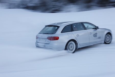 Strippers, Schnitzel and Speed: The Audi Driving Experience, Part II
