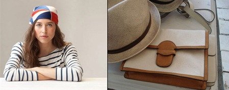 The Paper Clip of Personal Style: Chance's Striped Classics