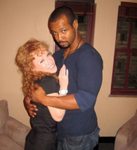 Kathy Griffin & the Old Spice Guy Rumored to Be Dating