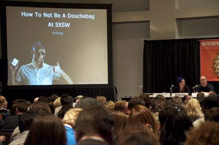 SxSW Day 1: 'Source Code' Debuts & a Conference on Douchebags