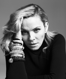 Kim Cattrall on Aging, Airbrushing, & Ricky Gervais