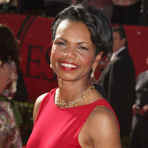 Condoleezza Rice Outplays Alec Baldwin on '30 Rock'