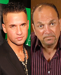 The Situation Is Suing His Father