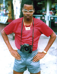 Street Photographer Jamel Shabazz Brings Back the Days with a New Book & Doc