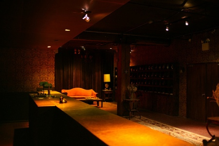 'Sleep No More' Production at Home in Former Nightclub Spaces