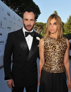 Carine Roitfeld on Tom Ford: 'You Want to Seduce Him All the Time'