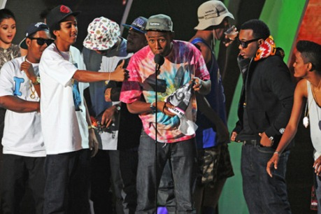 Morning Links: Odd Future Get an Adult Swim Show, Chris Brown's Lucky Day In Court