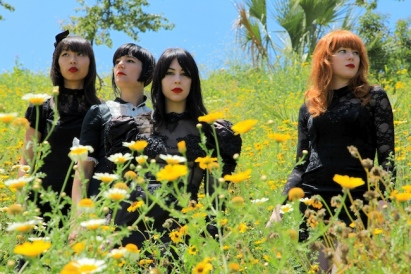 Dum Dum Girls Go All Gothic Shoegaze On New Single