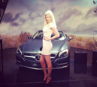 A Chat with Lara Stone & Alex Prager at the Mercedes-Benz Star Lounge