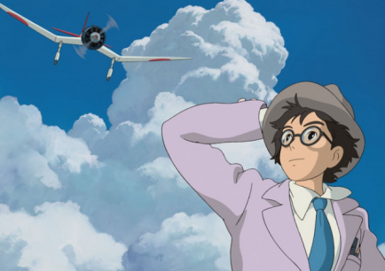 Animation Double Bill: `Frozen' and `The Wind Rises'.