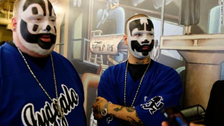 Insane Clown Posse Sues Over FBI Labeling Juggalos a 'Gang'