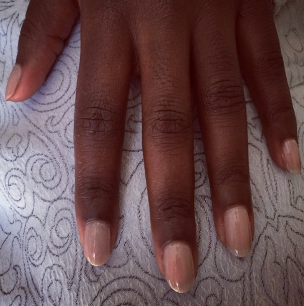 3 Nude (Not Naked) Nails to Get You Through Fashion Week