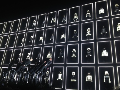 Not to Miss: Watch Moncler's Winter Symphony Spectacle at #NYFW