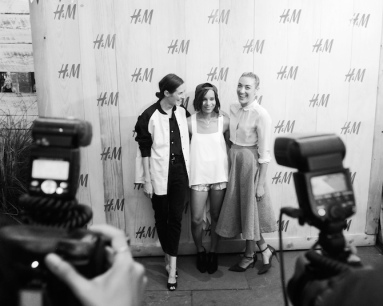Summer Camp in the City: H&M's Kick Off Bash