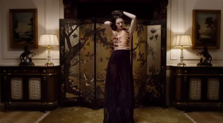 Watch Kendall Jenner Work It in a New Givenchy Campaign Video