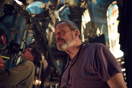 Terry Gilliam on Dystopia, the Rise of VOD, Guerrilla Filmmaking, + 'The Zero Theorem'