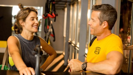 Cobie Smulders and Guy Pearce on Becoming Fitness Trainers for Andrew Bujalski's New Indie Rom-Com, 'Results'