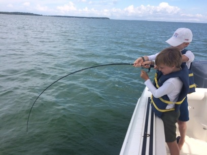 Hamptons Weekend Surfing and Fishing Report From Flying Point Surf School