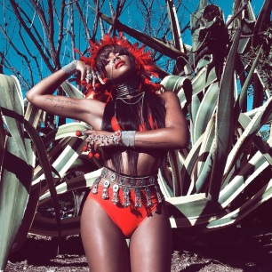 D∆WN (Dawn Richard) Releases Sultry, Electronic Cover of Adele's 'Hello'