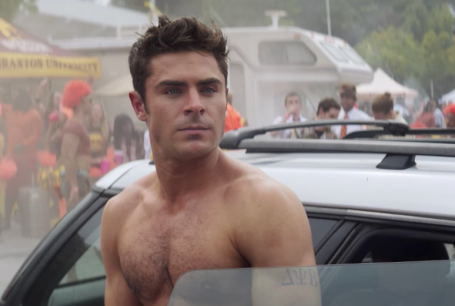 Zac Efron: From Gangly Kid to Sex Icon