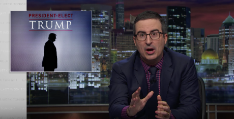 John Oliver Explains Ways You Can Help in Wake of Election