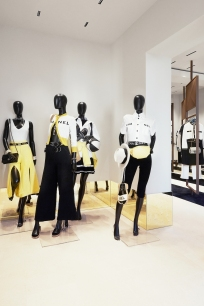 First Images: Chanel's Annual Saint-Tropez Boutique is a Study in Chic Understatement