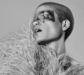 BlackBook Interview + Exclusive Shoot: Model-Provocateur Omahyra on Faith, Art & Quitting Instagram