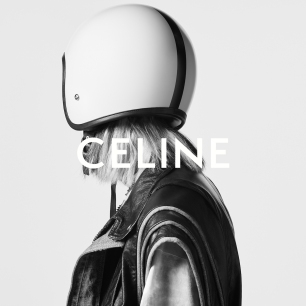 Images: Hedi Slimane Shoot Syncs w/ MR PORTER Celine Homme Pop-Up
