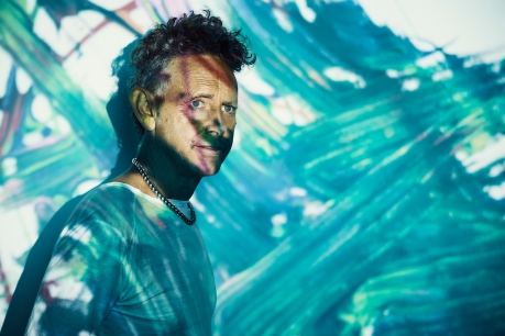 Martin Gore Goes Primal w/ Eerie New Single 'Mandrill'