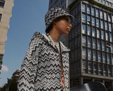Images: Missoni Introduces 'Urban Pleasure Wear' for Resort 2022 Collection